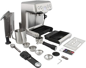 Best Pro 15 Bar Espresso Machine