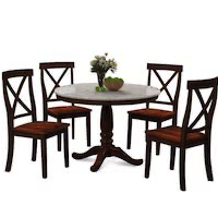 Best Round Marble Dining Table Set For 4 Rundown