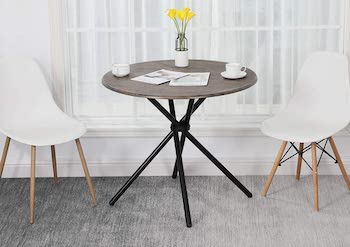Best Round Two-Seater Dining Table