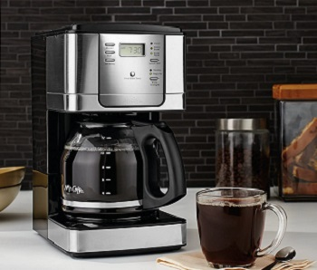 Best Stainless Steel 12-Cup Programmable Coffee Maker