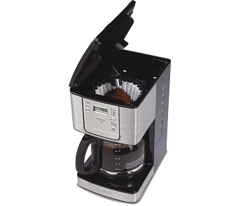 Best Stainless Steel 12-Cup Programmable Mr. Coffee Coffee Maker
