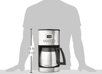 Best Stainless Steel 12 Cup Thermal Coffee Maker