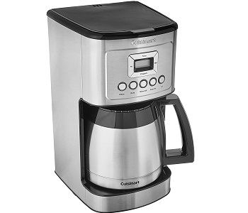 Best Stainless Steel Cuisinart 12 Cup Thermal Coffee Maker