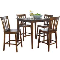 Best Tall High Top Dining Table Set For 4 Rundown