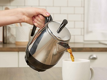 Best Travel 4 Cup Stainless Steel Coffee Maker