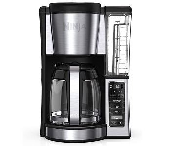 Best User-Friendly 12-Cup Programmable Ninja Coffee Maker