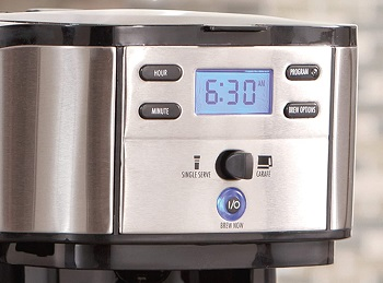 Best With Coffee Pot 2In1 Coffee Maker