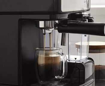 Best With Frother 15 Bar Espresso Machine