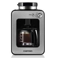 Best With Grinder 4 Cup Stainless Steel Coffee Maker Rundown
