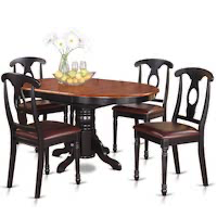 Best Wooden 1940s Dining Table And Chairs Rundown