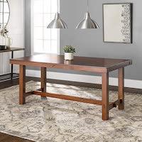 Best Wooden Modern 10-Seater Dining Table Rundown