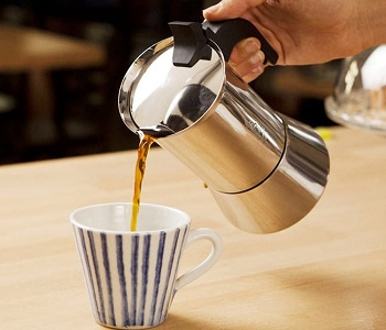 Bialetti Venus 4 Cup Espresso Coffee Maker