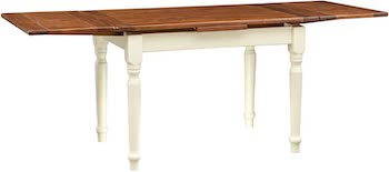 Biscottini Extendable Dining Table