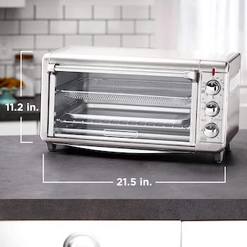 Black & Decker Crisp 'N Bake Toaster Oven Review
