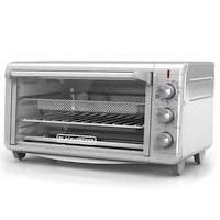 Black & Decker Crisp 'N Bake Toaster Oven Rundown