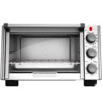 Black & Decker Toaster Oven 6-Slice Rundown