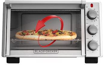 Black & Decker Toaster Oven 6-Slice