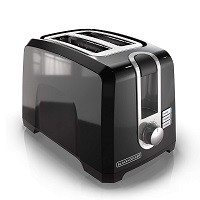 Black+Decker T2569B Black Toaster Rundown