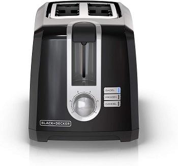 Black+Decker T2569B Black Toaster