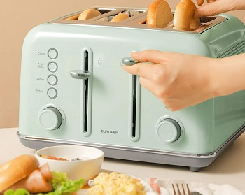 Buydeem DT-6B83 Colored Toaster
