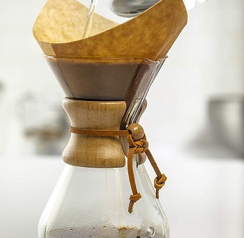 Chemex Pour-Over Glass Coffeemaker Review