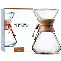 Chemex Pour-Over Glass Coffeemaker Rundown