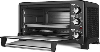 Comfee 6-Slice Toaster Oven Review