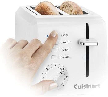 Cuisinart 2-Slice Compact Toaster Review