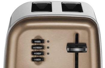 Cuisinart CPT-160CS Bronze Toaster Review