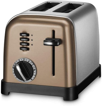 Cuisinart CPT-160CS Bronze Toaster