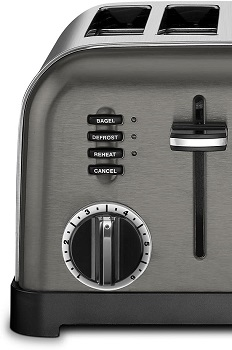Cuisinart CPT-180BKS Toaster Review