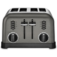 Cuisinart CPT-180BKS Toaster Rundown