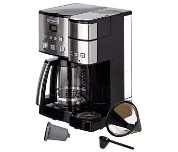 Cuisinart SS-15P1 Coffee Maker Review