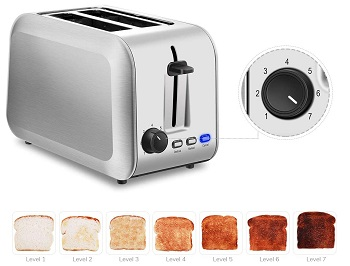 Cusibox ST013 Toaster Review