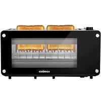 Cusimax 1-Slice Toaster Rundown