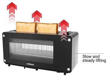 Cusimax 1-Slice Toaster