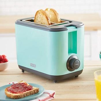 Dash DEZT001AQ Color Toaster Review