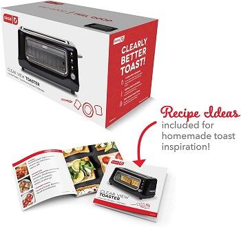 Dash DVTS501BK Black Toaster Review