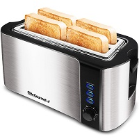 Elite Gourmet ECT-3100 Toaster Rundown