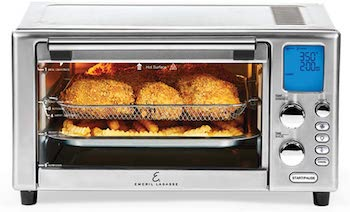 Emeril Lagasse Air Fryer Convection Oven Review