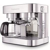 Espressione Espresso Coffee Maker Rundown