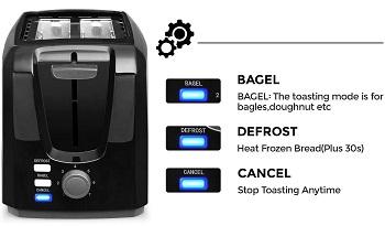 Evening 2-Slice Toaster