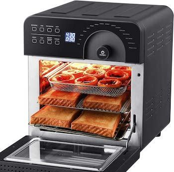 Geek Chef Compact Airfryer Toaster Oven