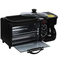 Greensen Coffee Pot Toaster Oven And Griddle Rundown