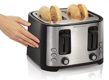 Hamilton Beach 24633 Wide Slot Toaster