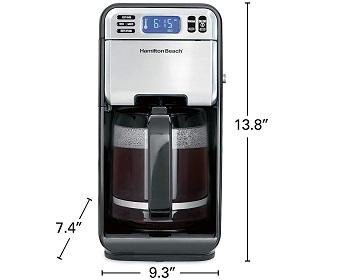 Hamilton Beach 46205 Coffee Maker Review