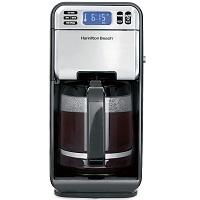 Hamilton Beach 46205 Coffee Maker Rundown