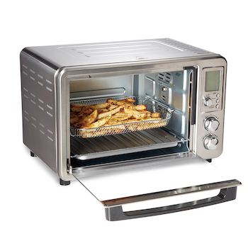 Hamilton Beach Sure Crisp Toaster Oven Review