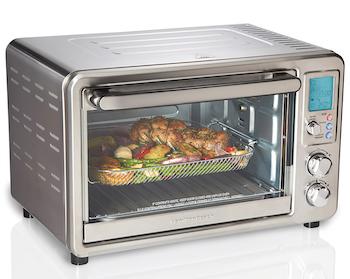 Hamilton Beach Sure Crisp Toaster Oven