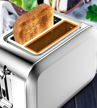 Hommater 2-Slice Toaster Review